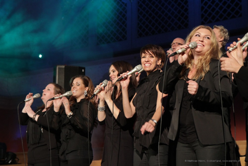 Der Oslo Gospel Choir live